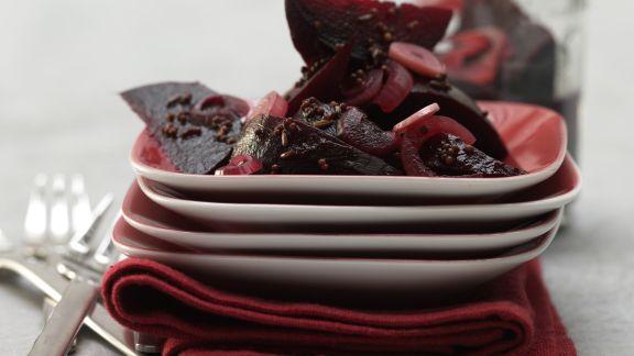 Rezept: Eingelegte Rote Bete – smarter