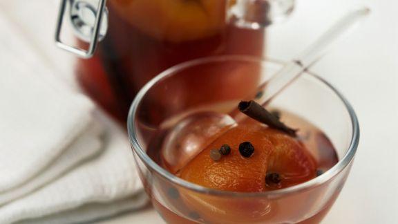 Rezept: Eingemachte Birnen