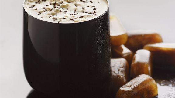 Rezept: Eiskaffee auf griechische Art (Café Frappé)