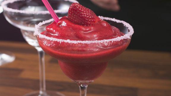 Rezept: Erdbeer-Daiquiri