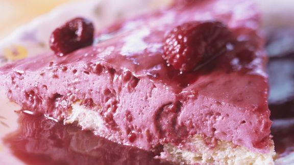 Rezept: Erdbeermousse-Tarte