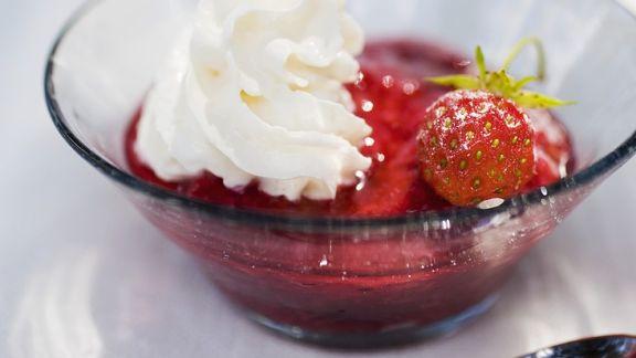 Rezept: Erdbeerpüree