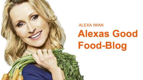 Alexa Iwan Good Food Blog
