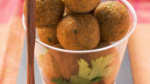 Rezept: Falafel