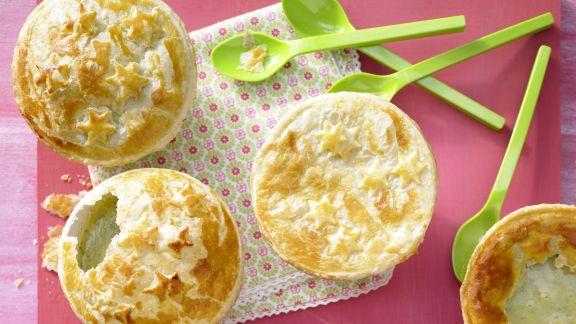 Rezept: Feine Zucchinicremesuppe