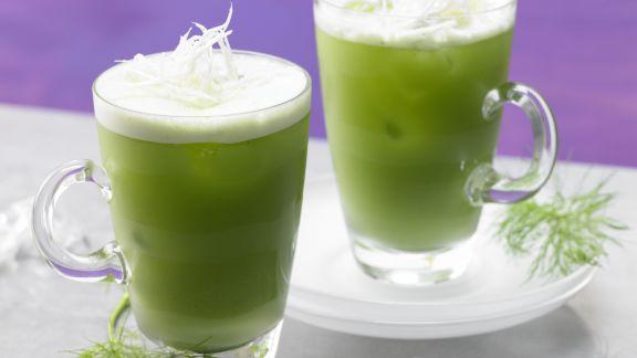Rezept: Fenchel-Feldsalat-Cocktail