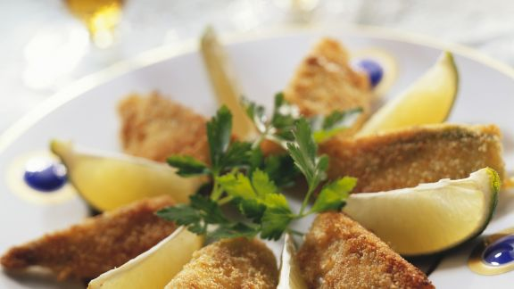 Rezept: Fenchel in Panade mit Limetten