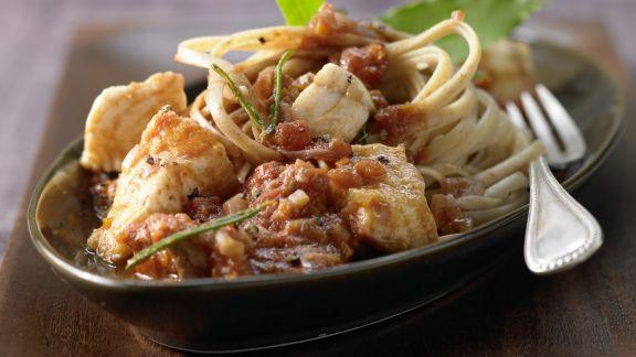 Rezept: Fisch-Bolognese