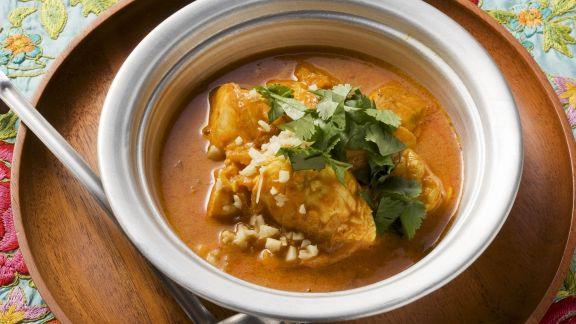 Rezept: Fischcurry nach bengalischer Art