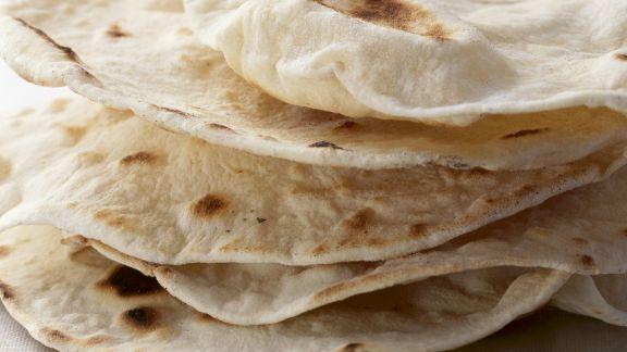Rezept: Fladenbrot auf indische Art (Chapati)