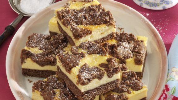 Rezept: Fleckenkuchen (Russischer Zupfkuchen)