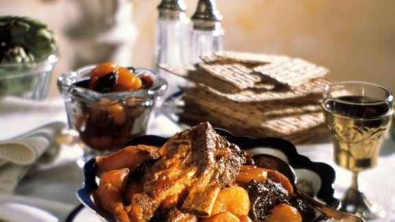 Rezept: Fleischeintopf auf jüdische Art (Tscholent)