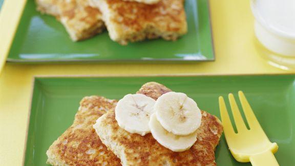 Rezept: French Toast mit Bananen