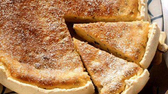 Rezept: Frischkäsekuchen