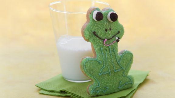 Rezept: Frosch-Keks