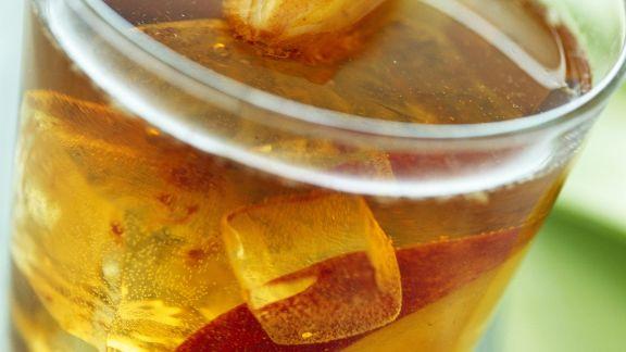 Rezept: Frucht-Eistee