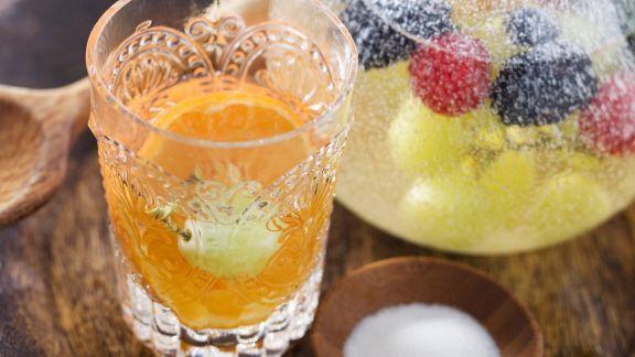 Rezept: Fruchtbowle