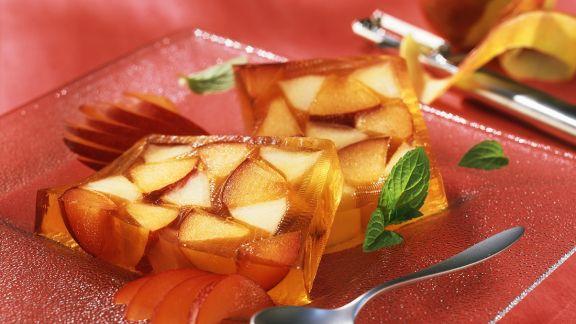 Rezept: Fruchtgelee