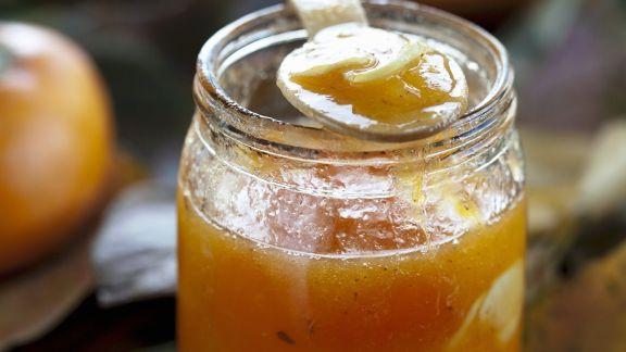 Rezept: Fruchtiges Kürbis-Chutney mit Ingwer