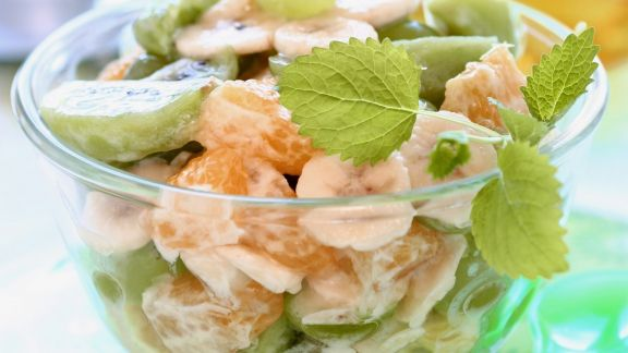 Rezept: Fruchtsalat