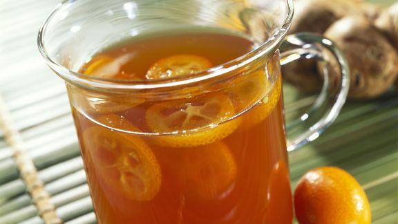 Rezept: Früchtepunsch mit Kumquats