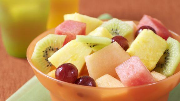 Rezept: Früchtesalat