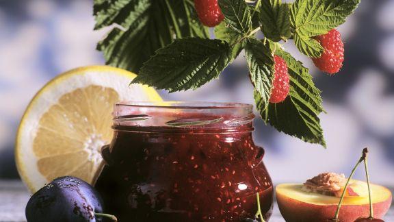 Rezept: Fünf-Früchte-Marmelade