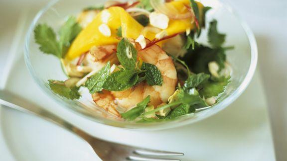 garnelen mango salat rezept eat smarter. Black Bedroom Furniture Sets. Home Design Ideas