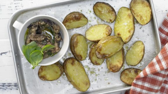 Rezept: Gebackene Kartoffeln
