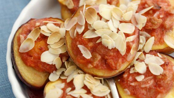 Rezept: Gebackene Pfirsiche