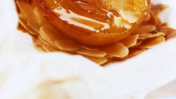 Rezept: Gebackener Pfirsich
