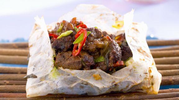 Rezept: Gebackenes Lamm-Kebab