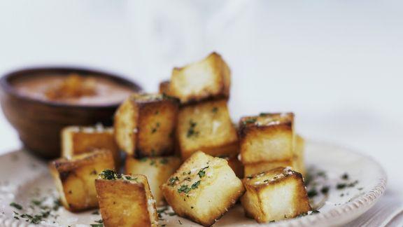 Rezept: Gebratener Tofu