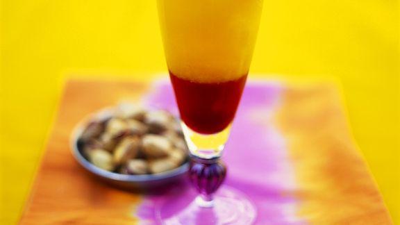 Rezept: Geeister Fruchtdrink