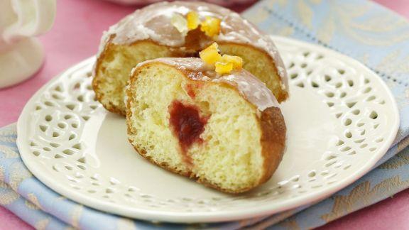 Rezept: Gefüllte Donuts