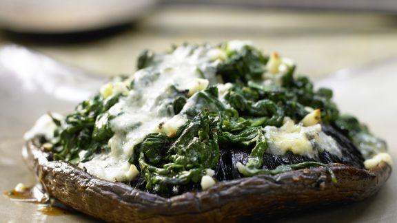 Rezept: Gefüllte Portobello-Pilze