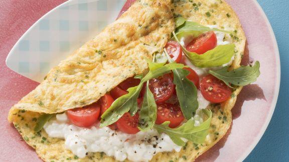 Rezept: Gefülltes Omelett