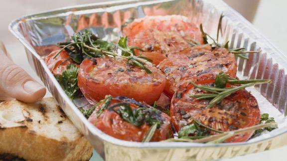 Rezept: Gegrillte Tomaten