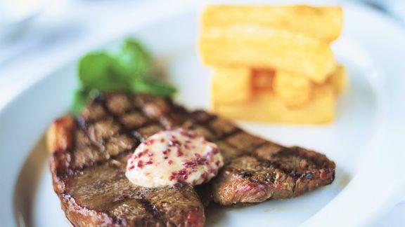 Rezept: Gegrilltes Steak