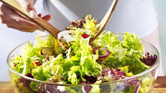 Rezept: Gemischter Salat