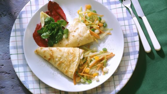Rezept: Gemsüepfannkuchen