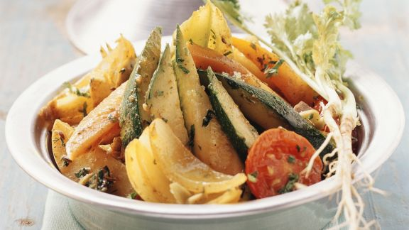 Rezept: Gemüse aus der Tajine
