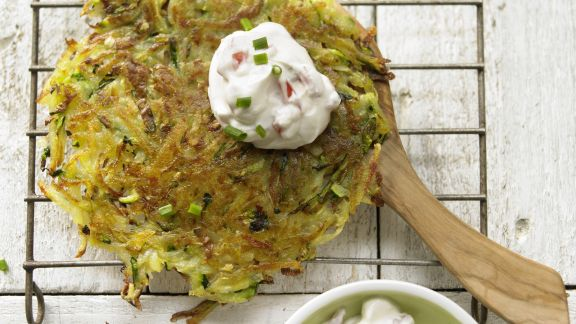 Rezept: Gemüse-Rösti