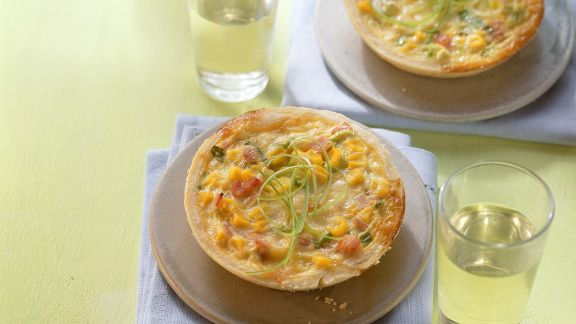 Rezept: Gemüse-Torteletts