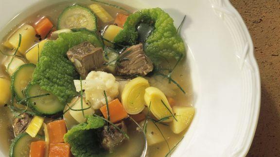 Rezept: Gemüsetopf auf Altdeutsche Art