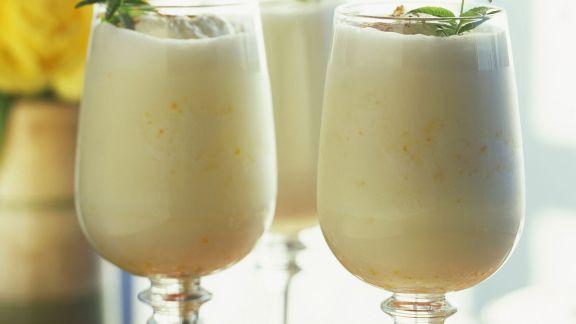 Rezept: Gin Fizz mit Zitronenverbene
