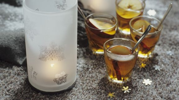 Rezept: Glühwein nach Skandinavischer Art (Glögg)