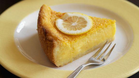 Rezept: Glutenfreier Zitronenkuchen
