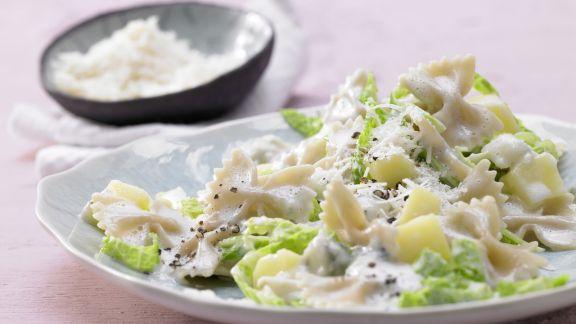 Rezept: Gorgonzola-Pasta