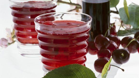 Rezept: Grapefruit Kirsch-Marmelade